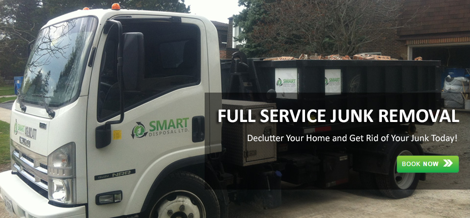 Full Service Junk Removal Toronto